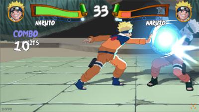 Naruto Flash Battle 2